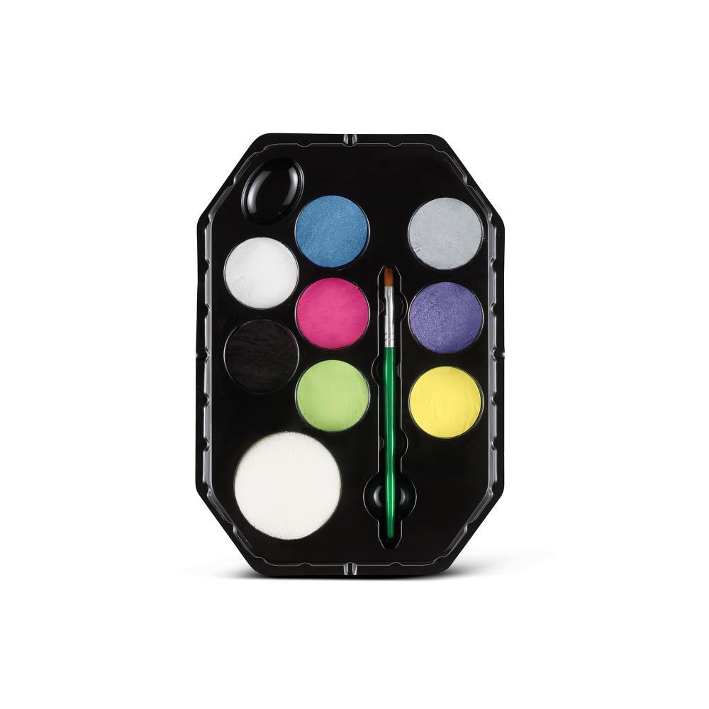 Kit de pintura facial fantasía