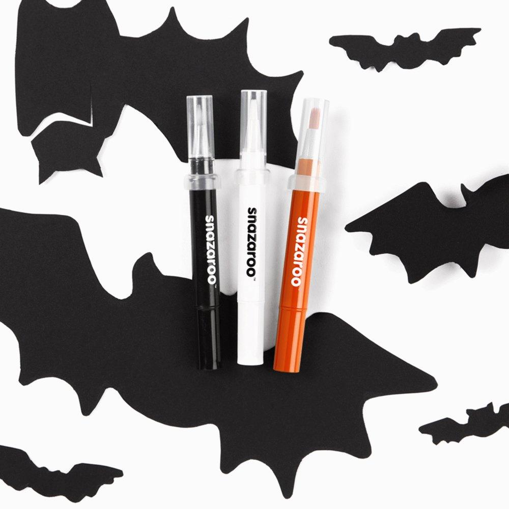 Pack de Rotuladores de Maquillaje Halloween