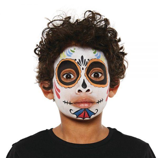 Maquillaje De Fiesta Multicolor