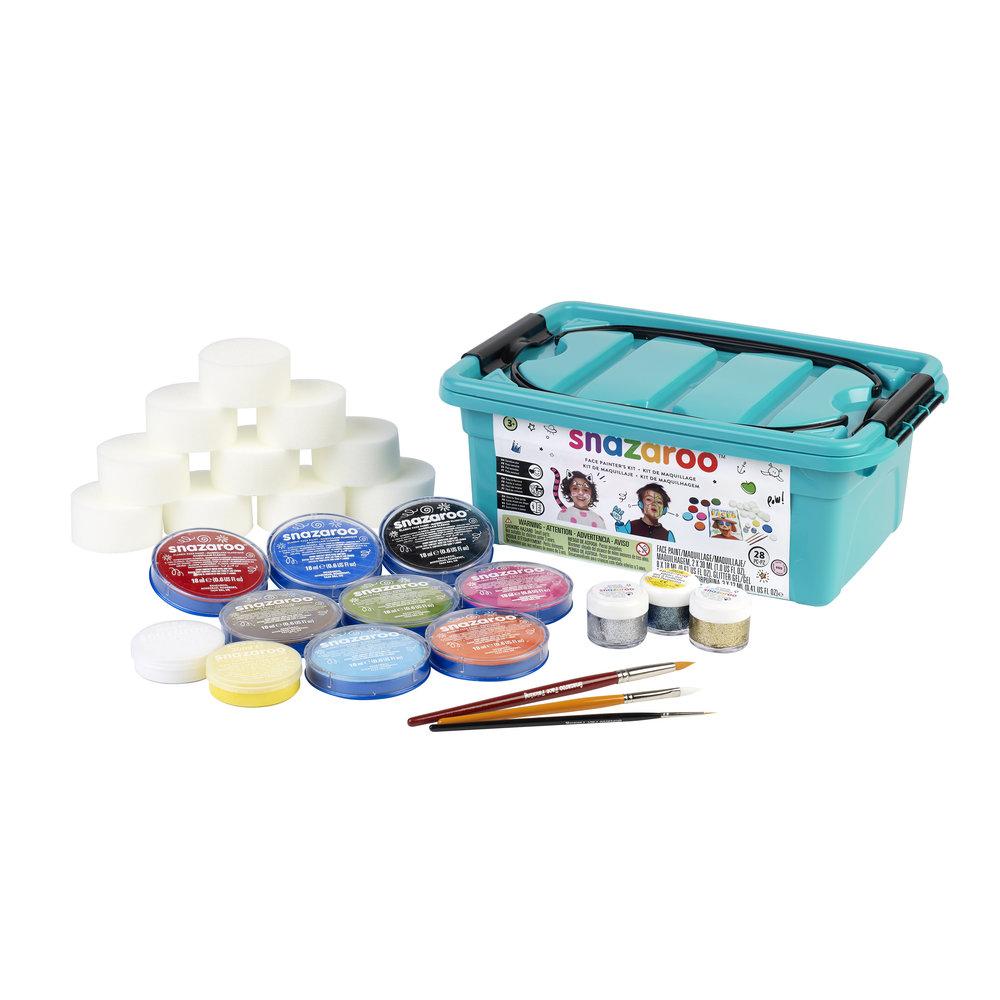 Face Painters Kit