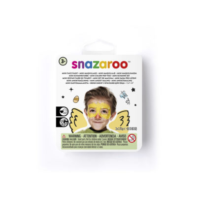 Mini face paint kit for a Chick