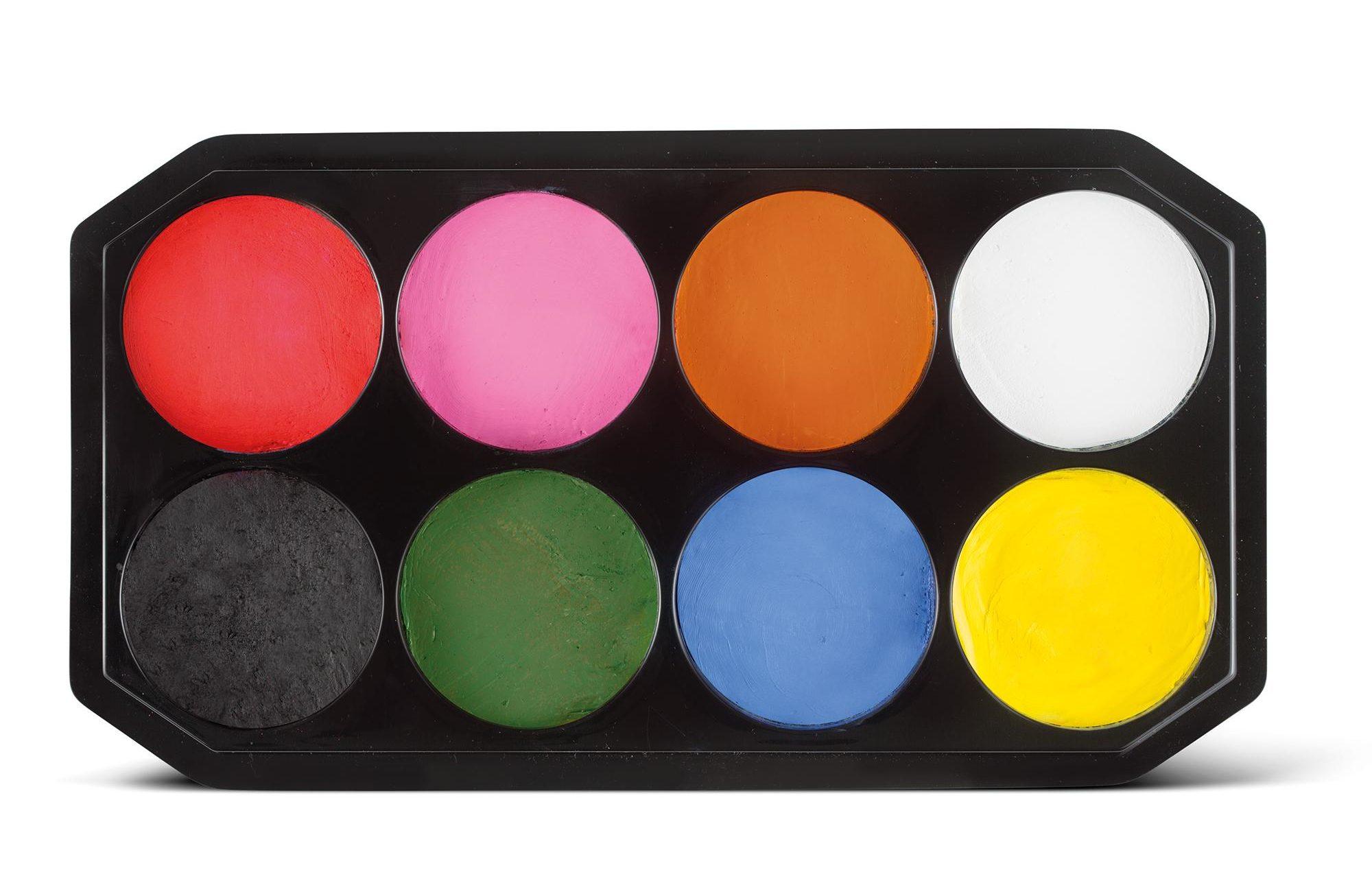 Snazaroo 18ml Face Paint Palette