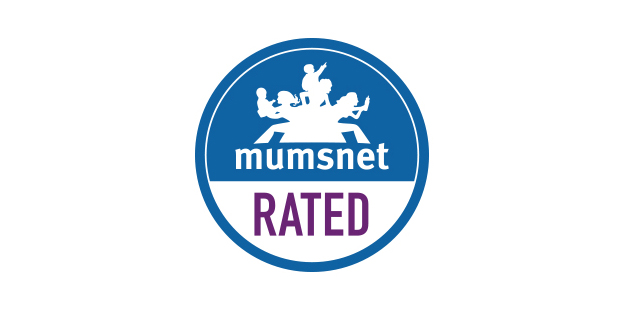 Mumsnet rated icon
