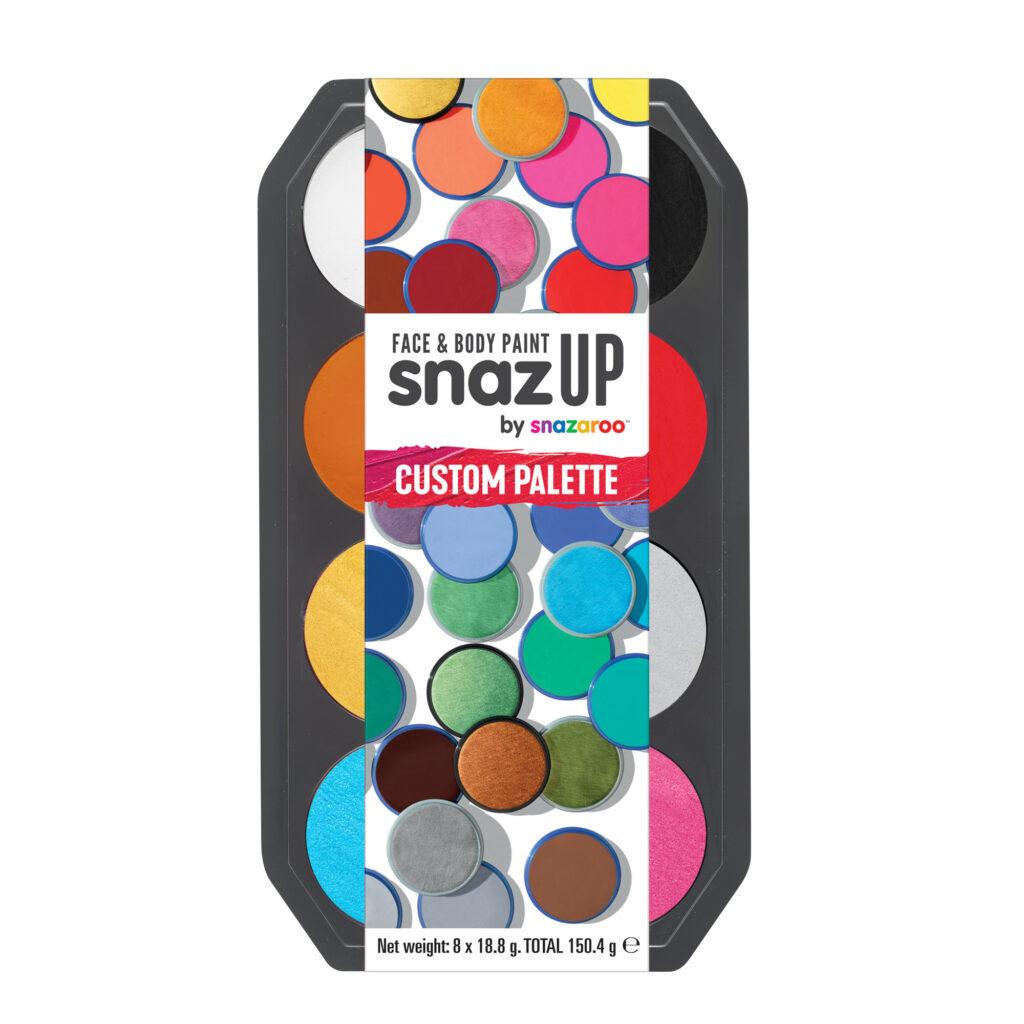 Snazaroo Custom 18ml Face Paint Palette