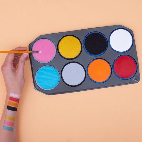Custom Palette with Brush