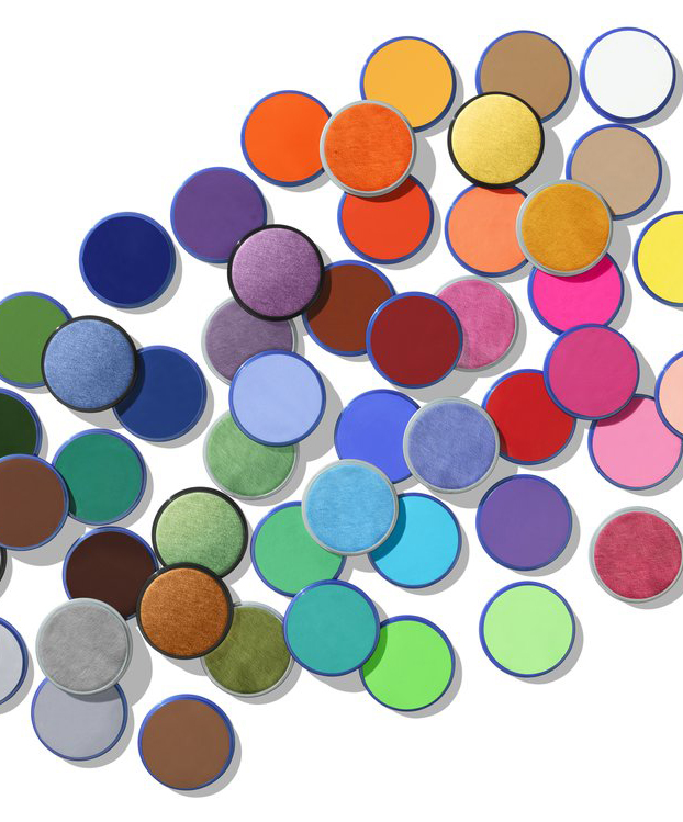Snazaroo full range of 18ml face paints