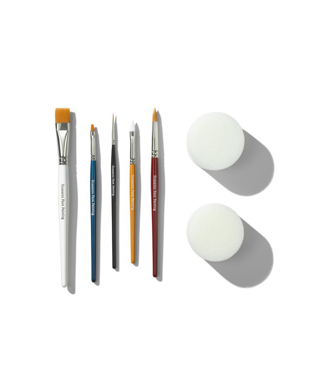 Snazaroo Professional brushes and sponges