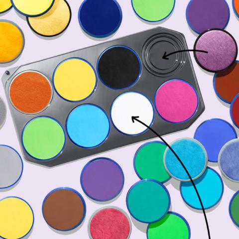 custom palette