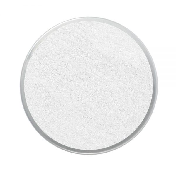 Snazaroo Sparkle Face Paint - Sparkle White, 18ml