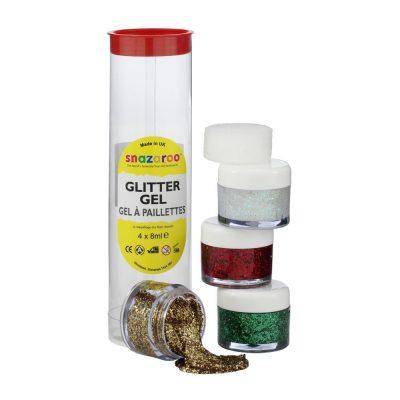 face paint glitter tube