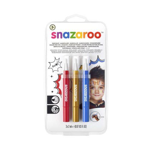 Pack of Adventure face paint pens