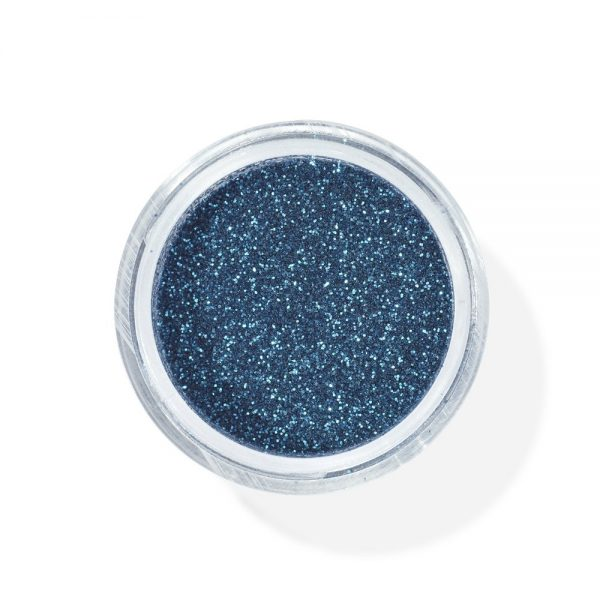 Snazaroo Bio Glitter, Fine - Ocean Blue, 5g