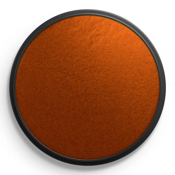 Snazaroo Metallic Face Paint - Electric Copper, 18ml