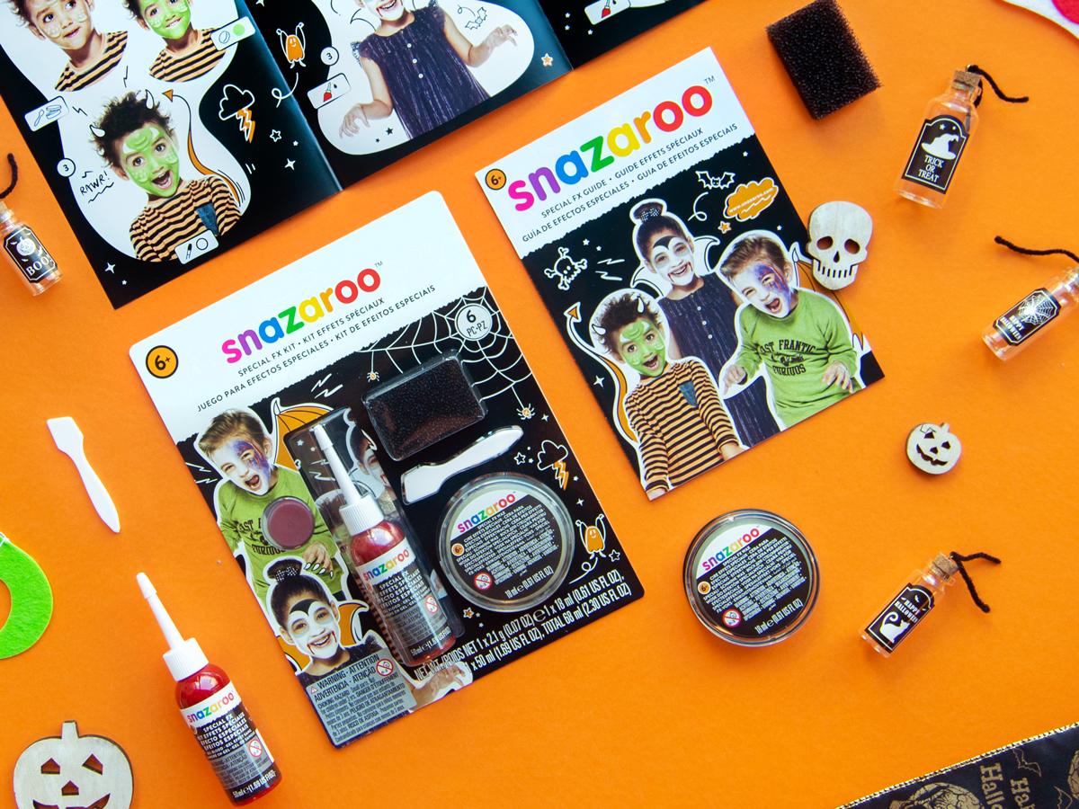 Snazaroo SFX kit