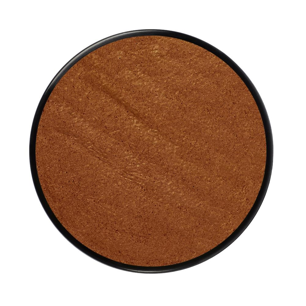 Snazaroo Metallic Face Paint - Electric Copper, 18ml