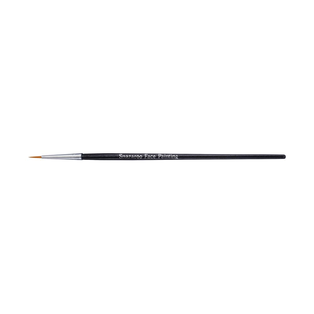 fine round face painting brush