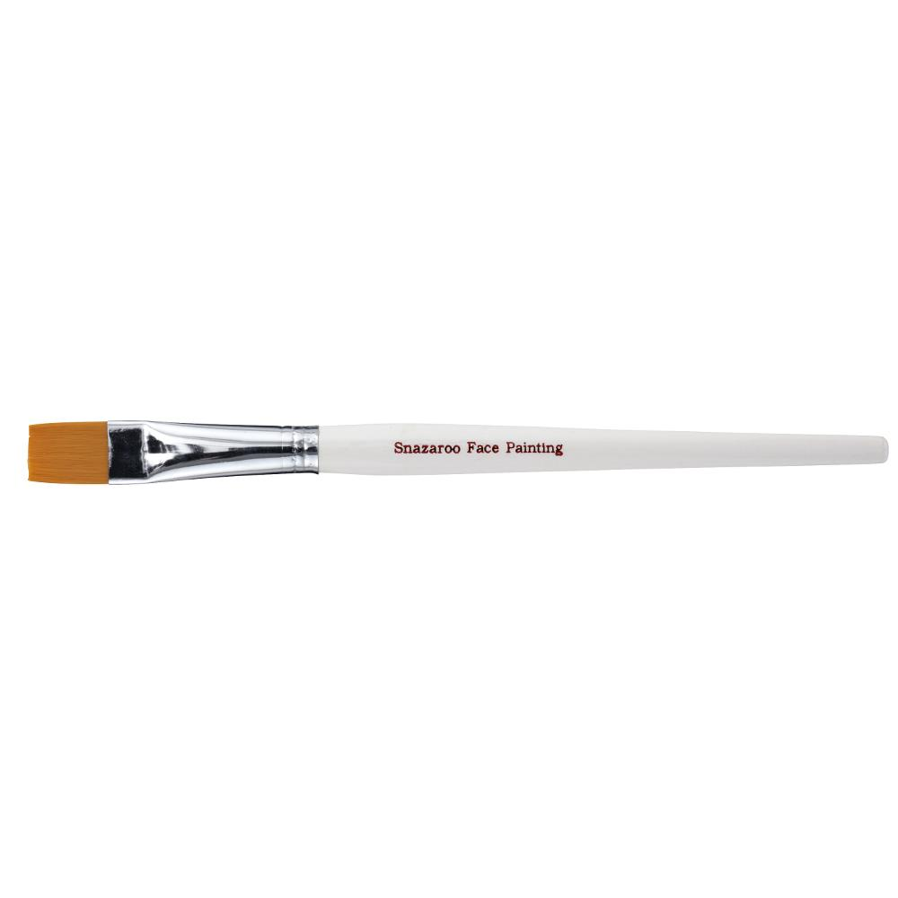 Large Flat Face Painting Brush