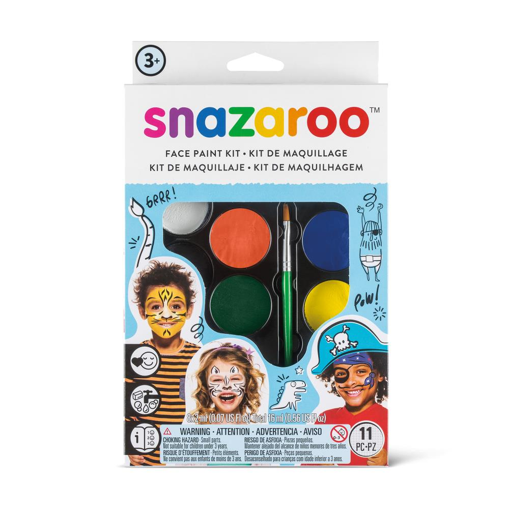 Adventure Face Paint Kit