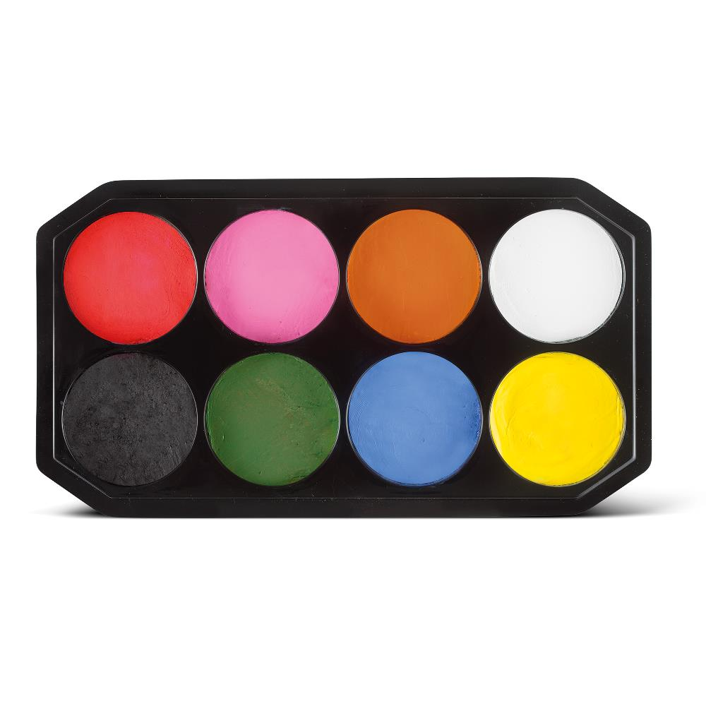 18ml Face Paint Palette