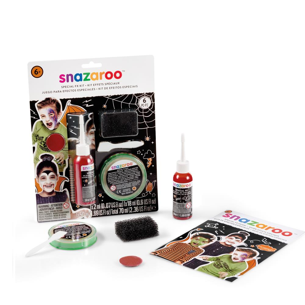 face painting special effects kit
