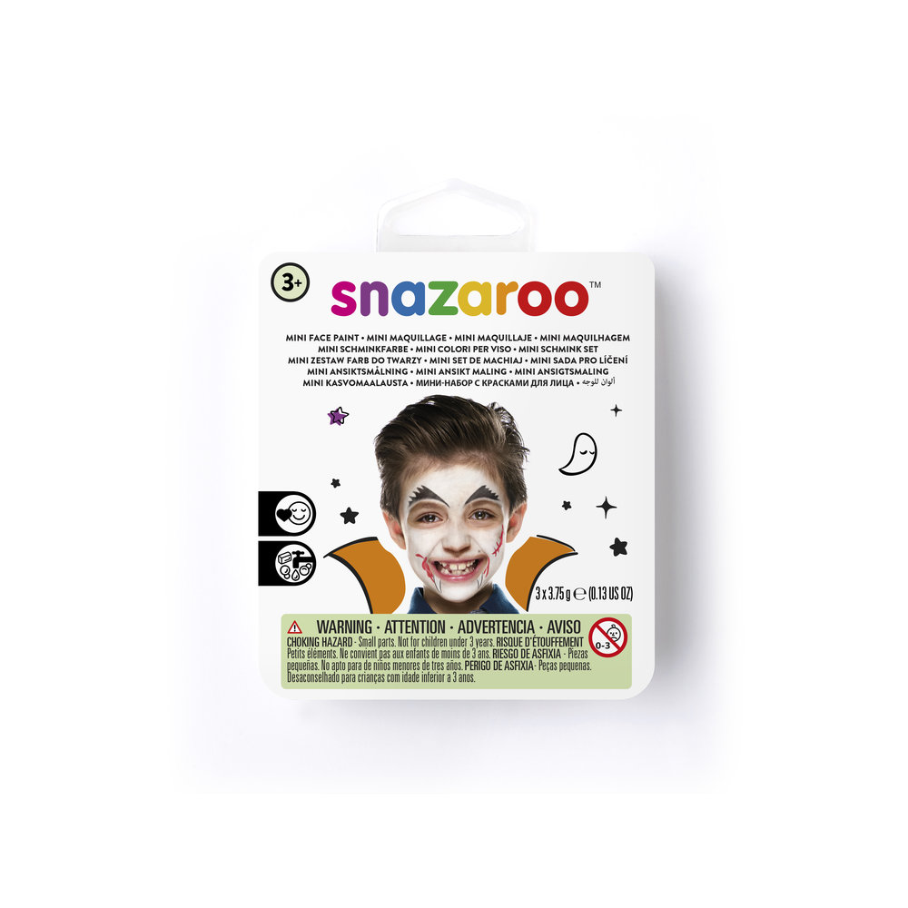 Vampire Mini Face Paint Kit