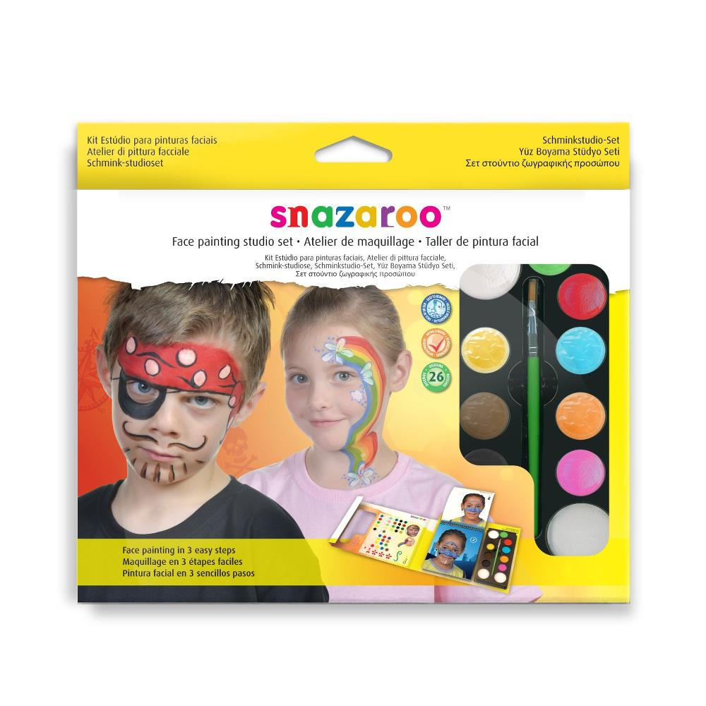 Studio Face Paint Set