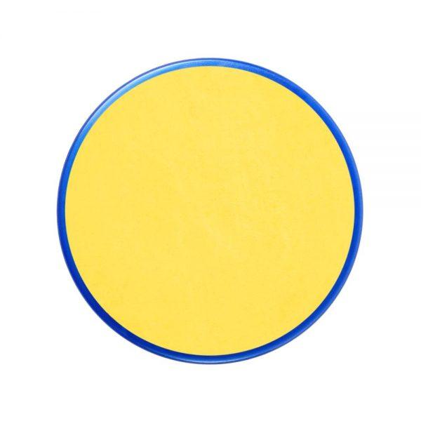 Snazaroo Classic Face Paint - Bright Yellow, 18ml