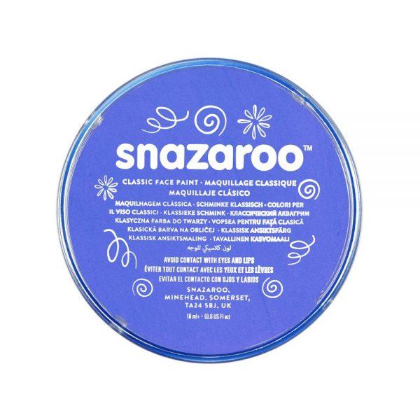 Snazaroo Classic Face Paint - Sky Blue, 18ml