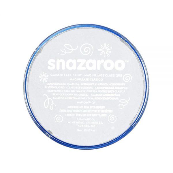 Snazaroo Classic Face Paint - White, 18ml