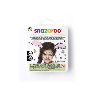 Mini face paint kit bunny