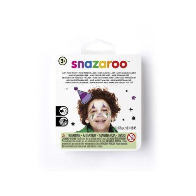 Jester Mini Face Paint Kit
