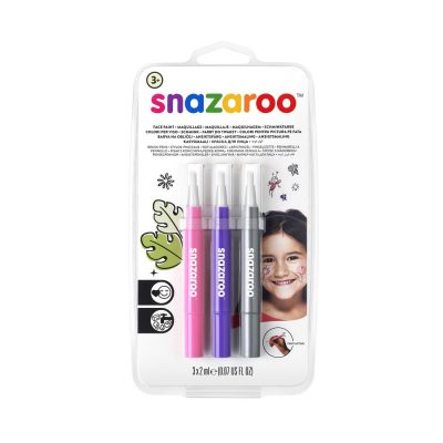 Pack of Fantasy face paint pens